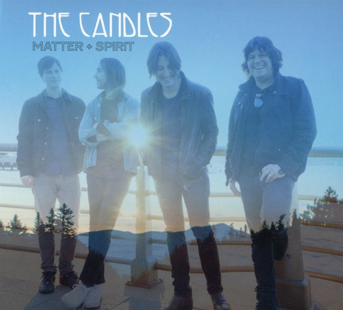 CD : The Candles - Matter + Spirit (CD)
