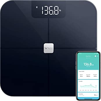 Wyze Bluetooth Body Fat Scale & Body Weight Composition