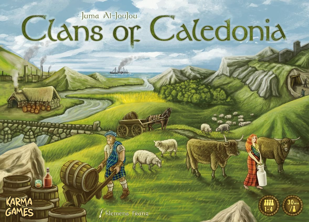 Clans of Caledonia