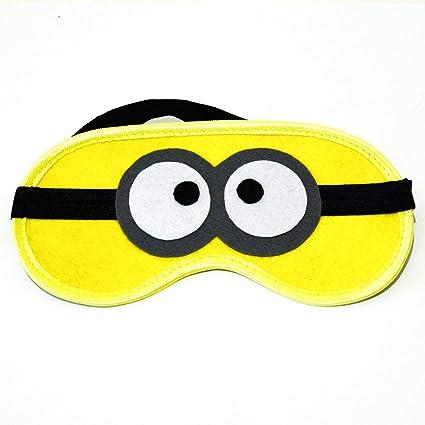 5092bb1a2 Amazon.com  ComfortDecorHouse Handmade Minion Felt Mask
