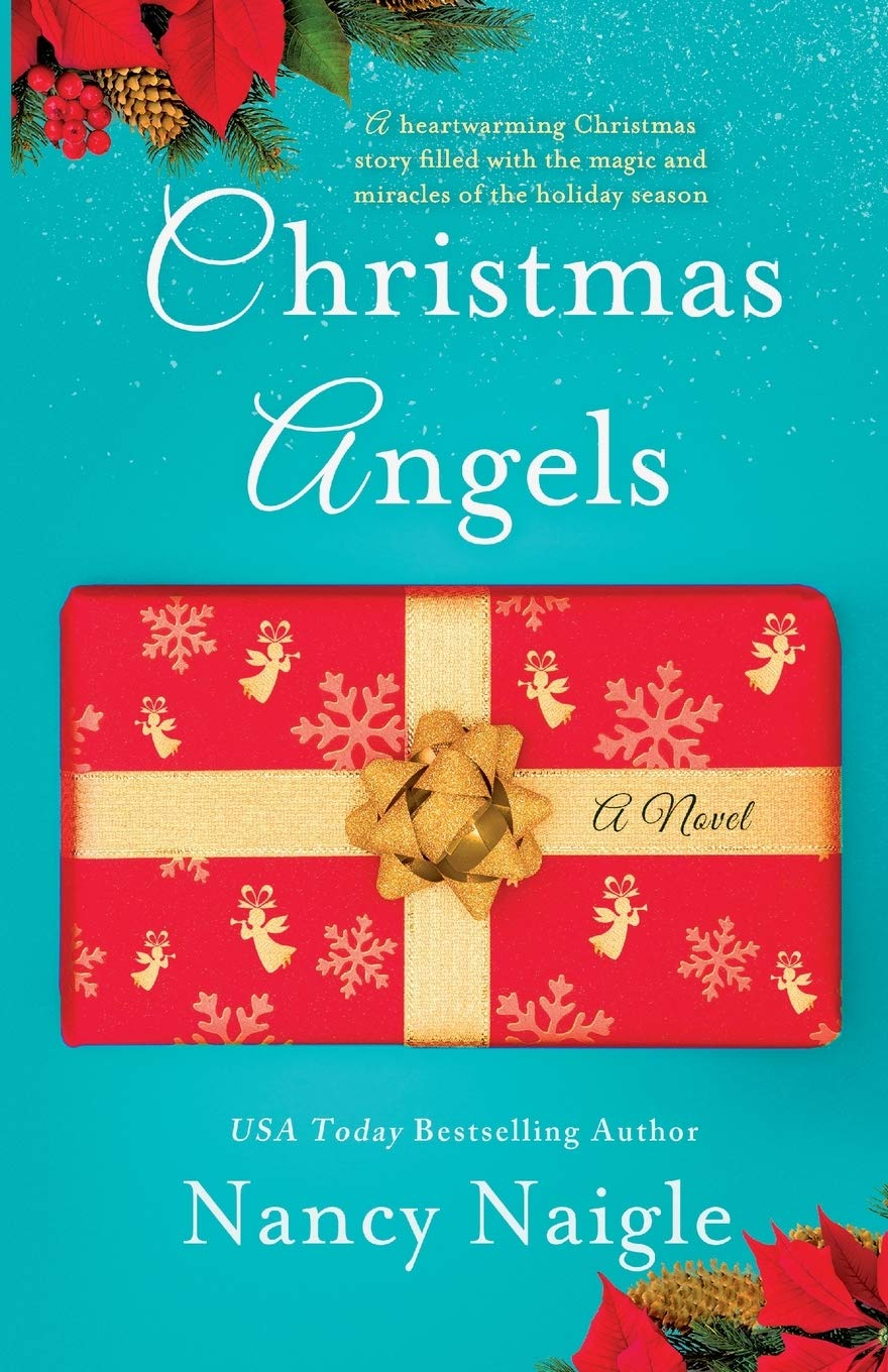 Christmas Angels {A Book Review}