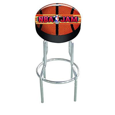 Arcade 1Up NBA JAM Adjustable Stool: Toys & Games