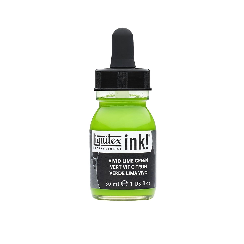 Liquitex Professional - Tinta acrílica ink frasco 30 ml, verde lima ...