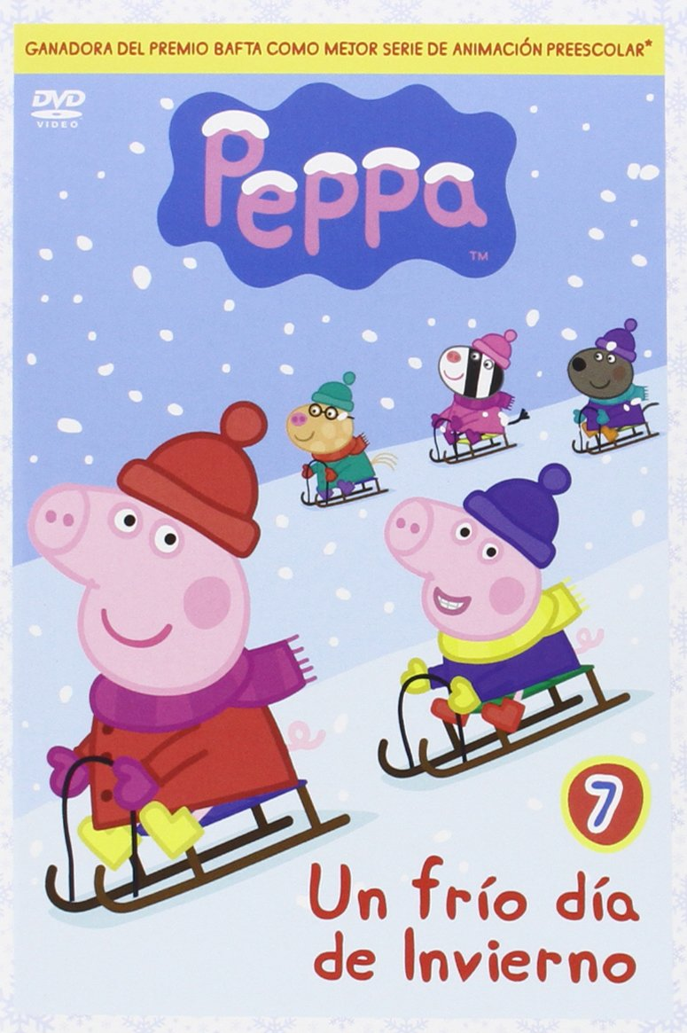 Amazon.com: Peppa Pig - Volumen 7 (Import Movie) (European Format - Zone 2) (2013) Neville Astley; Mark Baker: Movies & TV