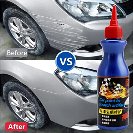car scratch self repair