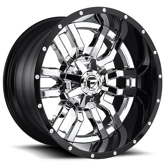 6x139 7 70mm Chrome Wheel