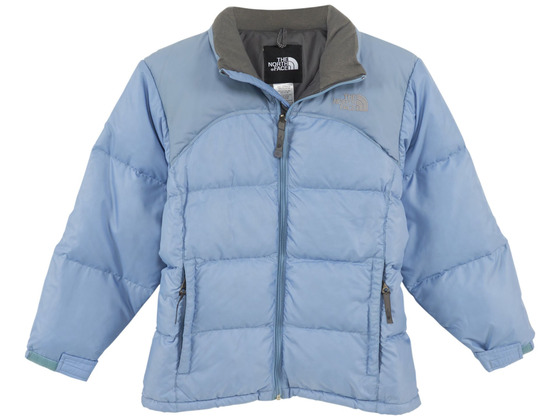 The North Face Nuptse Jacket Big Kids Style: A494-01C Size: L by The North Face