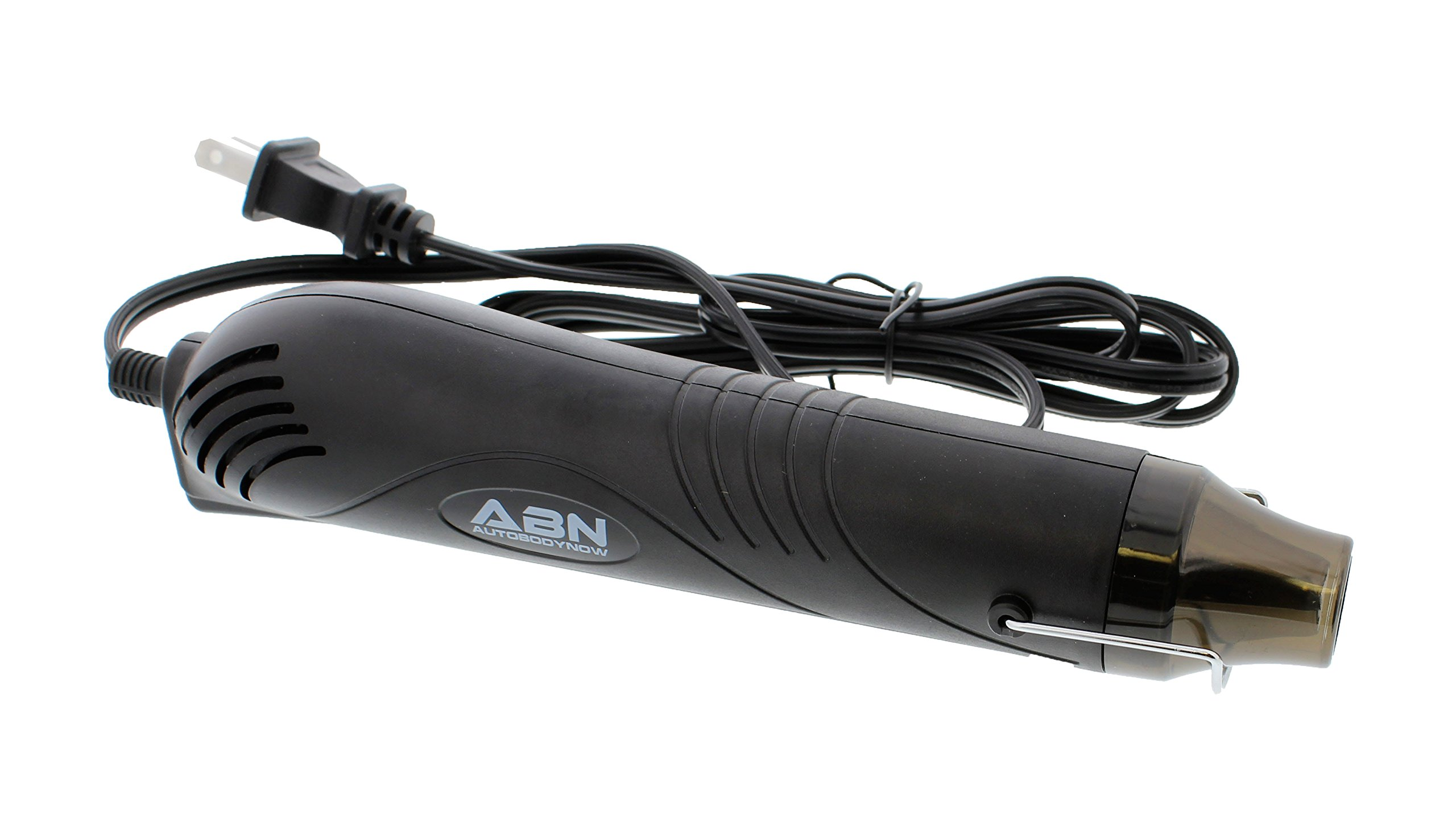 ABN Mini Heat Gun - Great for Heat Shrink Tubings and Drying - 120V, 60Hz, 300W