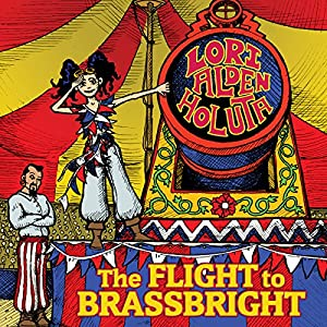 The Flight to Brassbright Audiobook