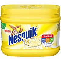 (10 Pack) Nesquick Banana Powder - 300g