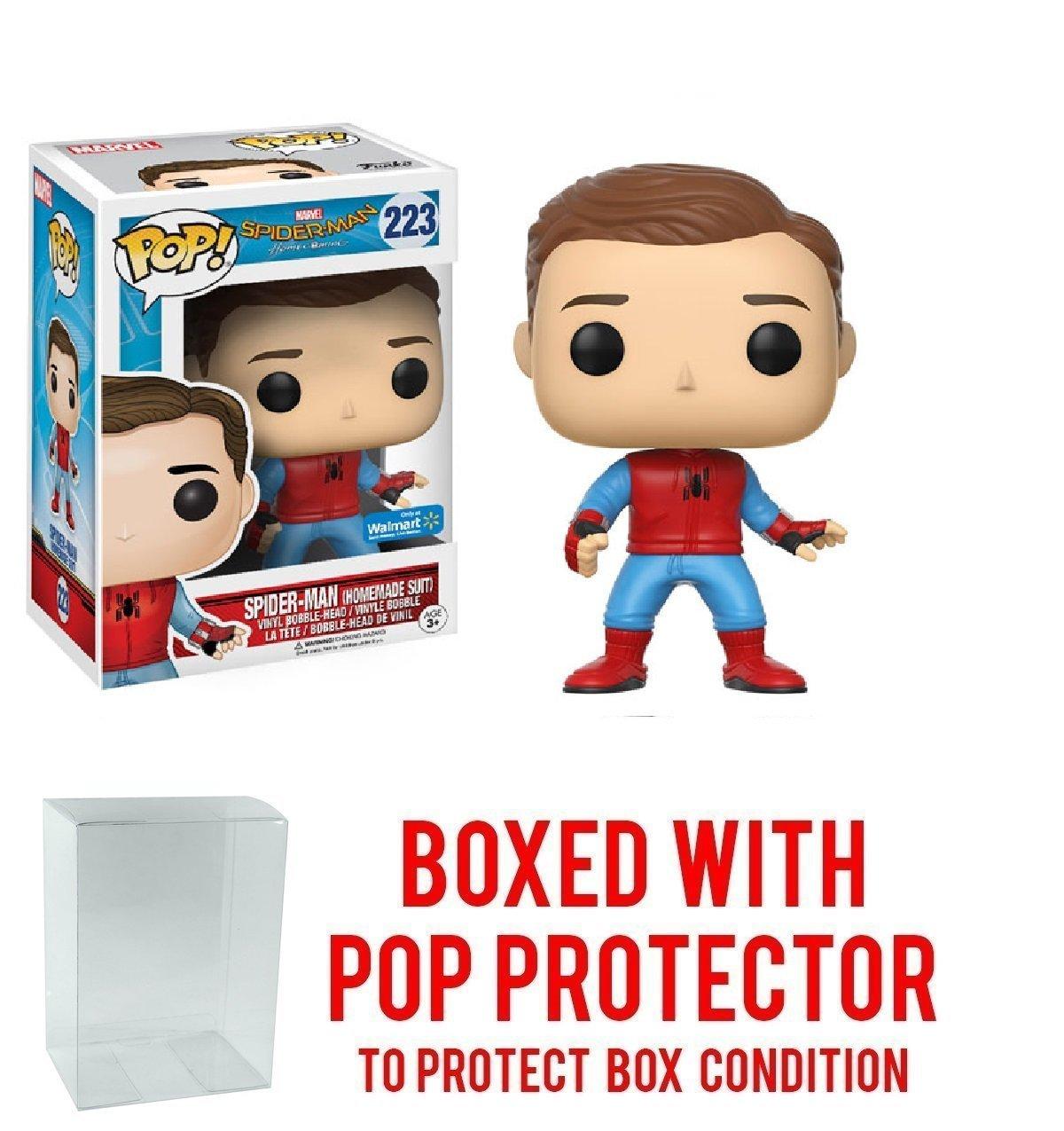 Amazon.com: Funko Pop! Marvel: Spider-Man Homecoming - Walmart ...