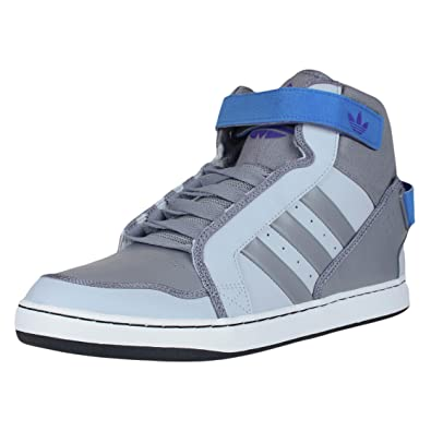 Adidas Originals Adi-Rise AR 3.0 Grey/Blue Ortholite G96041 Men's Shoes  (Size