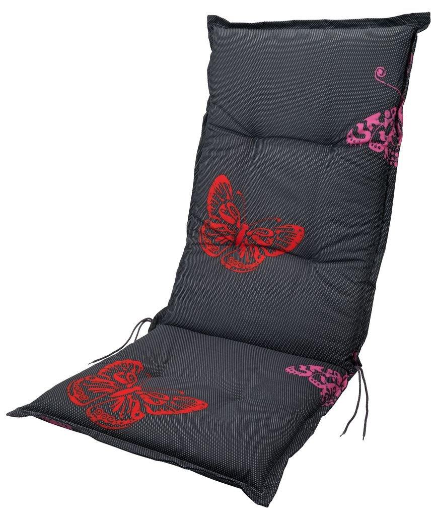 JYSK jardín silla reclinable cojín lysnet algodón: Amazon.es ...