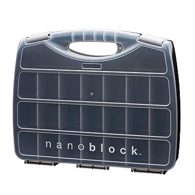 nanoblock Sorting Storage Box / Storage Case - NB-035: Toys & Games