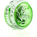 Outstanding® LED Light Up Yoyo Trick Yo Yo Clutch Mechanism Child Toy Speed Ball Return (Random Color)