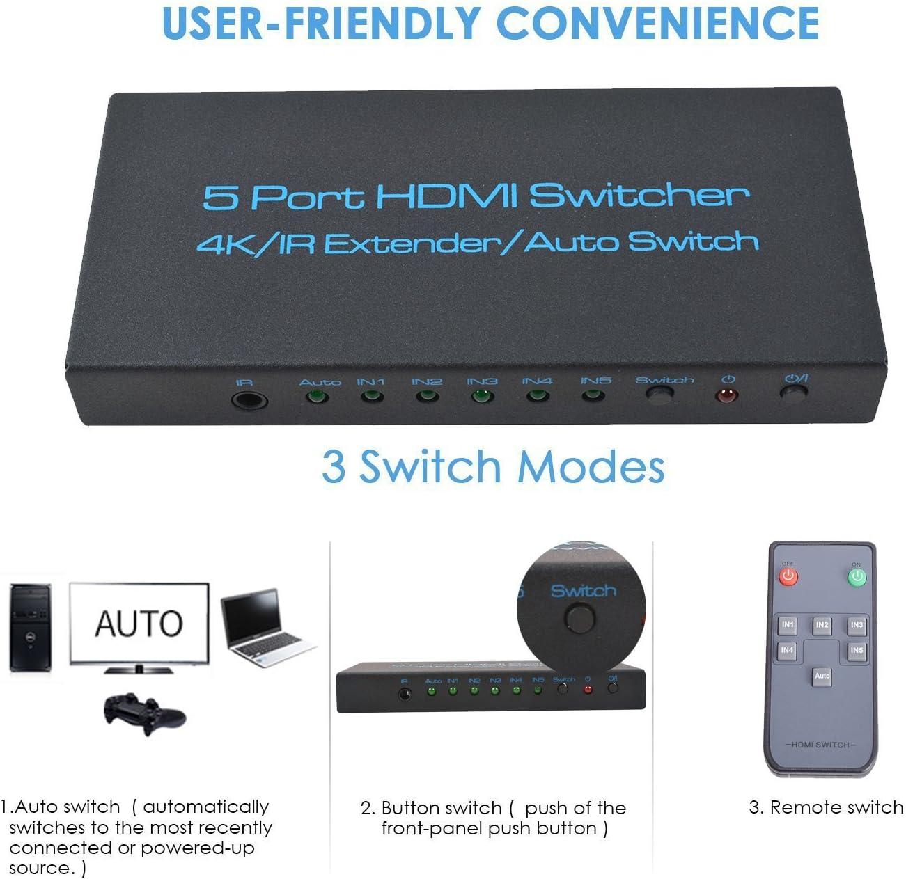 Zubehr Elektronik & Foto Full HD und 3D bis zu FiveHome 4K @30Hz ...