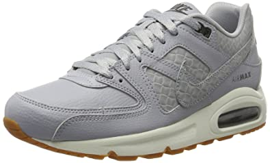 59fac9afab ... italy nike womens wmns air max command prm trainers grey wolf grey wolf  grey 1bb87 09d4b ...