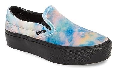 vans sneakers tie dye