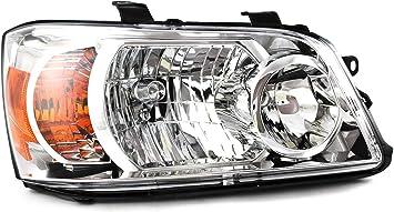 Driver Side 89678RZ Hybrid For 2007 Toyota Highlander Headlight Assembly Left