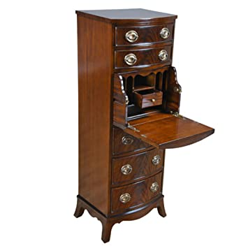 Amazon Com Niagara Furniture Tall Wooden Dresser Chest