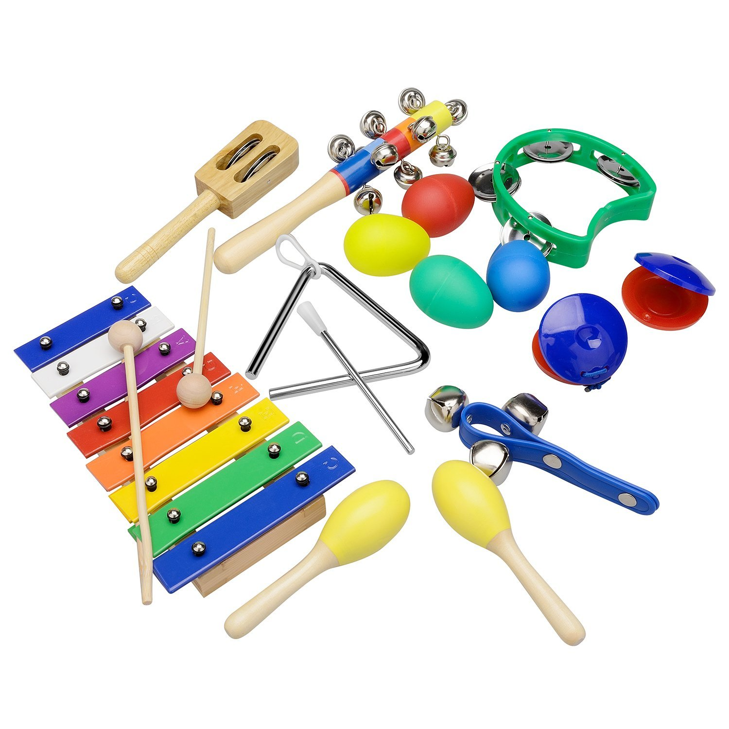 Amazon INNOCHEER Musical Instruments Xylophone Set for Kids