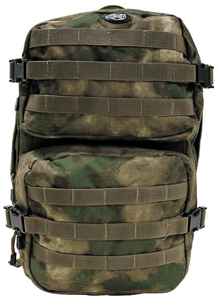 9c815d2e44 Mfh US Zaino, Assault II, HDT-Camo FG: Amazon.it: Sport e tempo libero