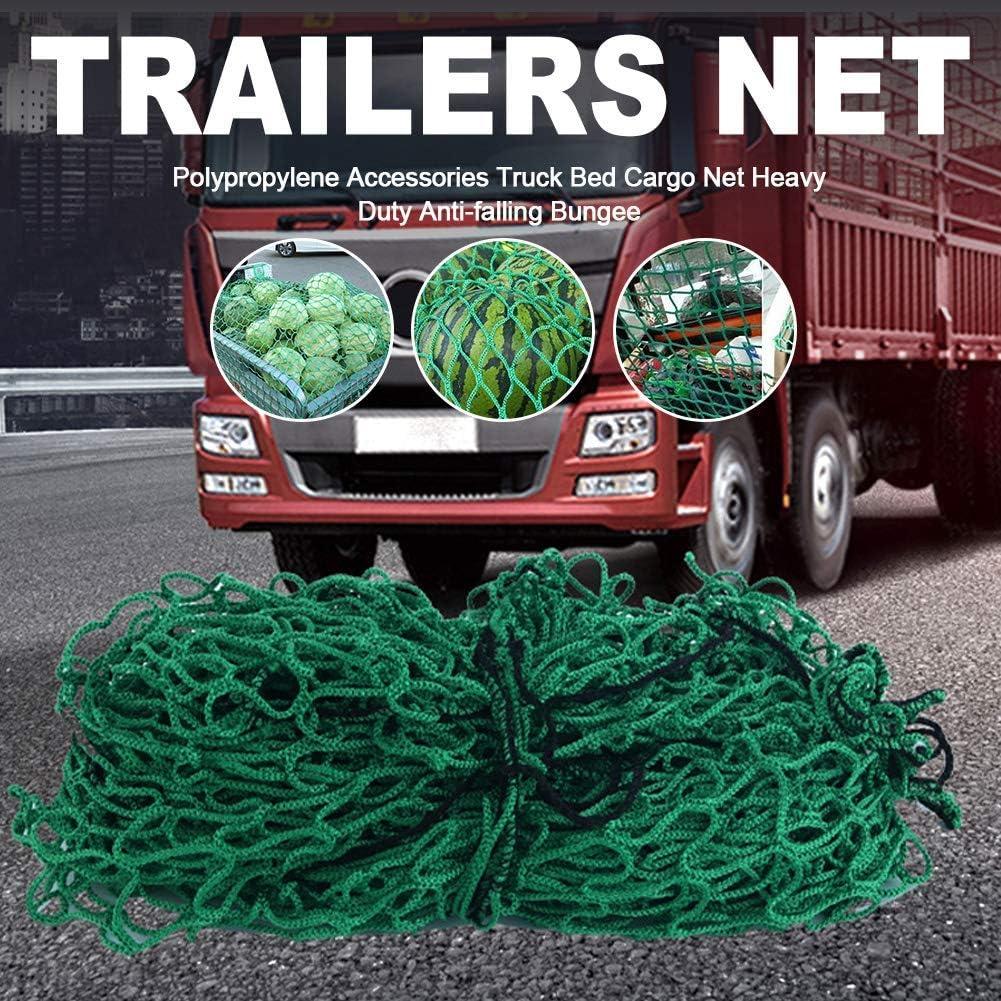 Wie Bild Show 1.5x2m Gummi Gep/äcknetz Latex Lastwagen Bett Netz F/ür SUV Pickup Viele