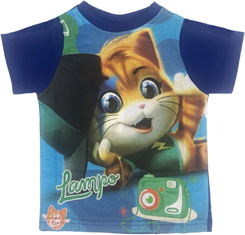 2 3 4 5 6 Anni Estate 2020 T-Shirt Bambino Mis