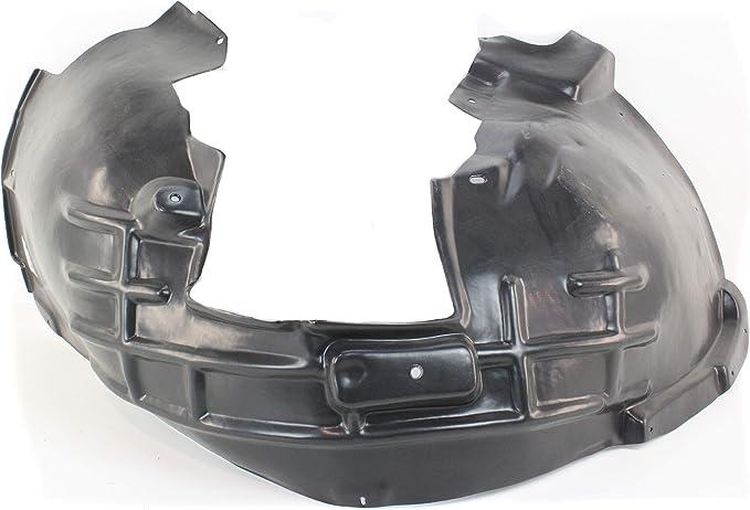 Garage-Pro Fender Liner for AUDI Q5 09-12 FRONT RH w//S-Line Pkg