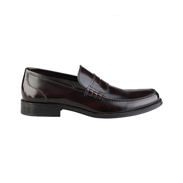 19V69 Conrad, Mocasines para Hombre, Burdeos, 41 EU: Amazon.es: Zapatos y complementos