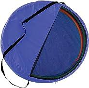 Sportime Hula Hoop Tote-N-Store Bag, 36 Inches, Blue - 1478841