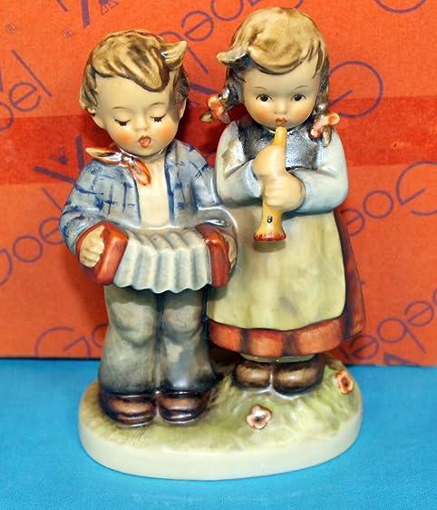 M I Hummel Birthday Serenade 4.25 Hum 218 2 0