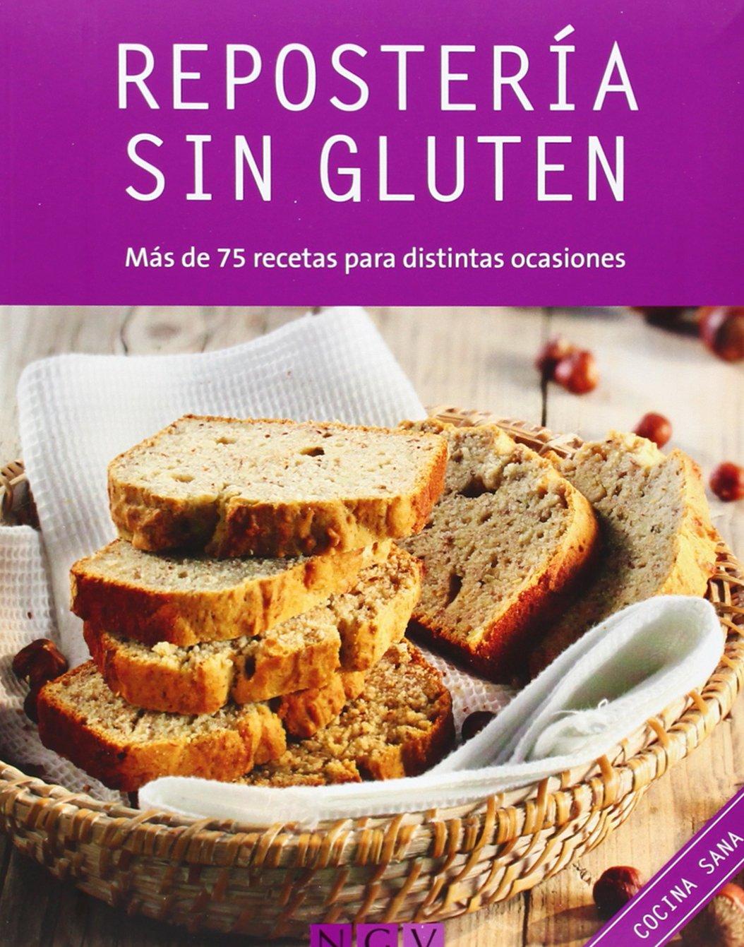 Repostería Sin Gluten (Cocina sana): Amazon.es: Annerose ...