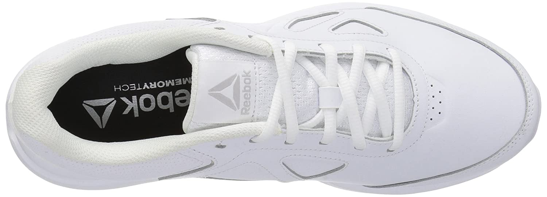 Reebok Walk Ultra 6 Weiß/Steel DMX Max Damen Weiß/Steel 6 90c288