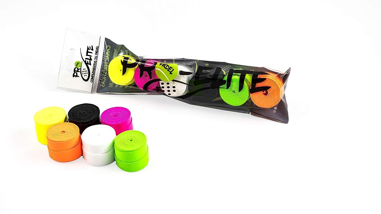 overgrips Pro Elite Premium Perforados (Elige Tus Colores ...