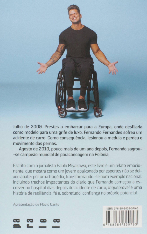 Inquebrável (Em Portugues do Brasil): Fernando Fernandes: 9788584390793: Amazon.com: Books