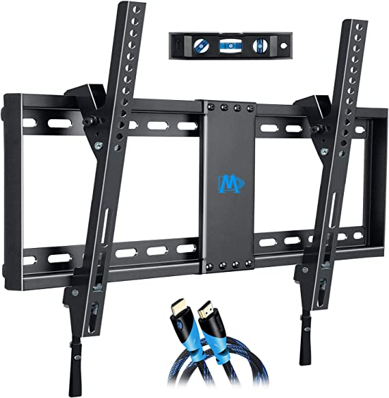 Mounting Dream Tilting TV Wall Mount for Most 37-70 Inches Flat Screen TVs
