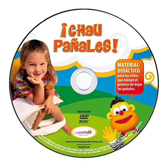 Amazon.com: Potty Training / Chau Pañales - Spanish training: spanish edition: Home & Kitchen