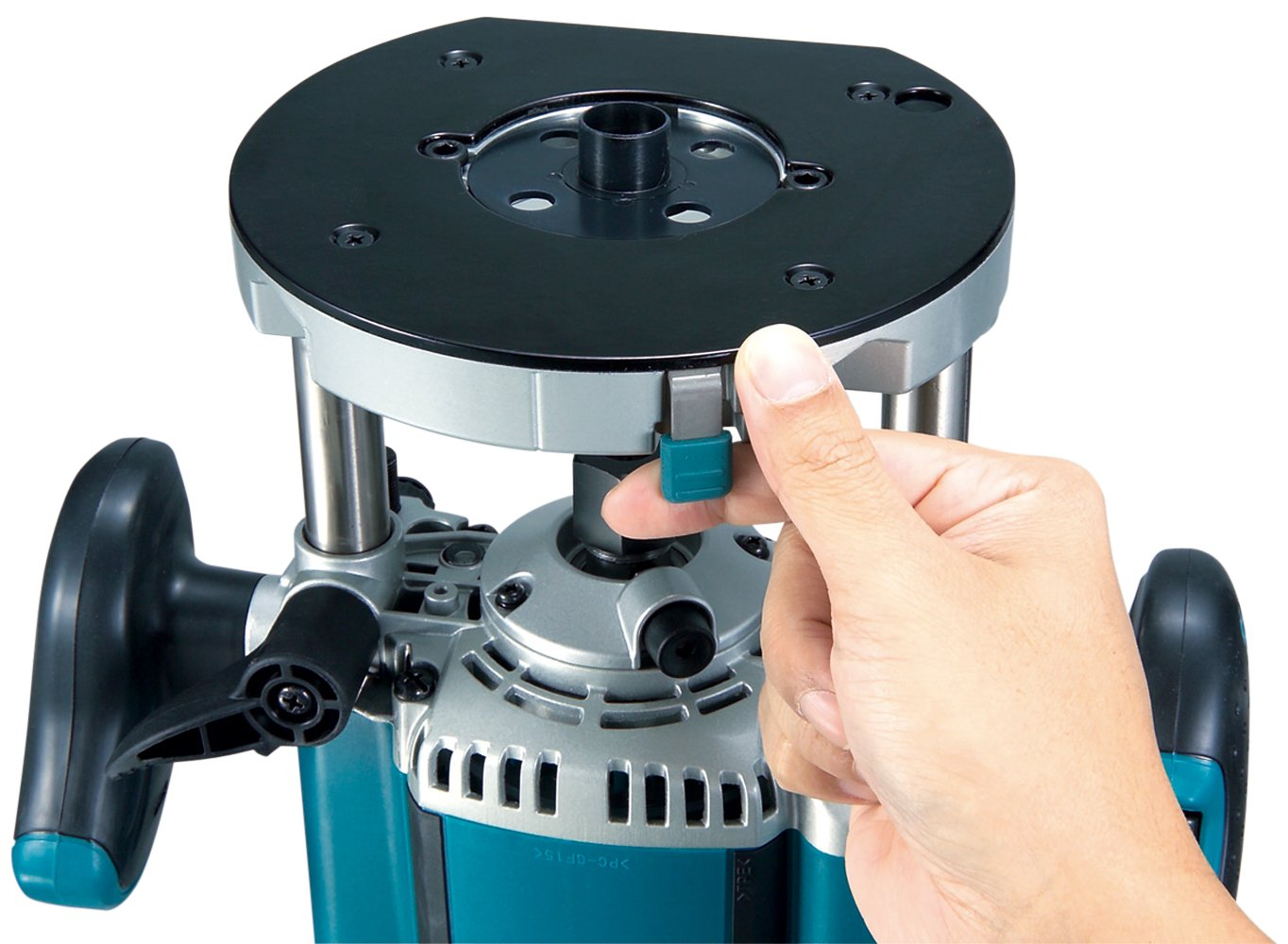 Makita RP2301FC 3-1/4 HP Plunge Router (Variable Speed) by Makita (Image #5)