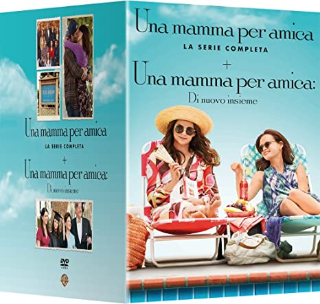 Una Mamma Per Amica s1 - s8  Exclusiva Amazon  (44 DVD)