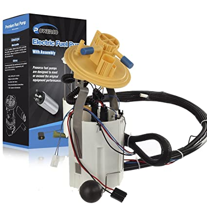 amazon com: powerco fuel pump replacement for volvo s60 v70 2001 2002, s80  1999 2002 (gas only)- e8633m assembly with float fg1251 p76363m: automotive