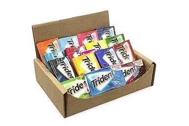 TRIDENT Gum Variety Surtido: Amazon.com: Grocery & Gourmet Food
