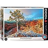 Eurographics Grand Canyon Winter Sunrise puzzle (pezzi)