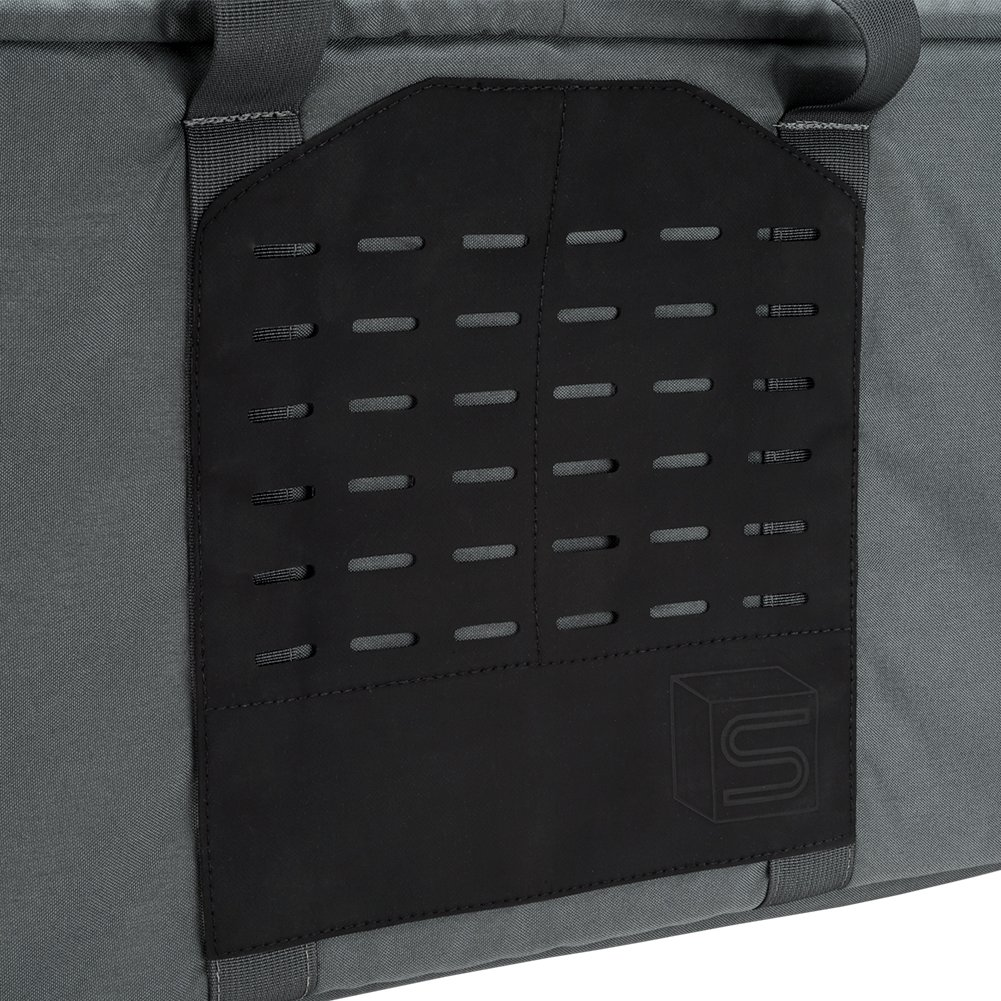 Evike Salient Arms International x Malterra Tactical Rifle Bag - Grey - (60930) by Evike (Image #3)