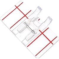 ENET Prensatelas de plástico Universal Transparente de Punto