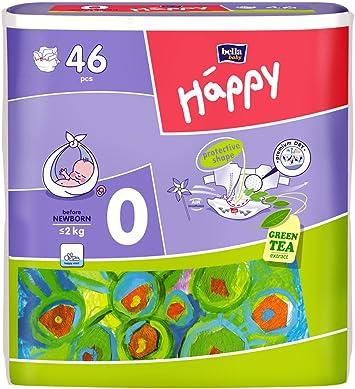 Bella Baby Happy Pack de pañales: Amazon.es: Salud y cuidado personal