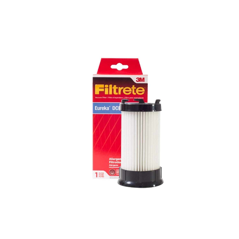 3M Eureka Style DCF-4 & DCF-18 Allergen Dust Cup Filter Pkg