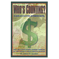 Who's Counting?  A Lean Accounting Business Novel