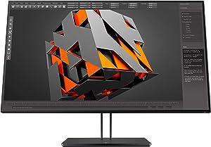 HP Z Display Z32 31.5 inch 4K UHD (3840 x 2160) WLED LCD Black Pearl