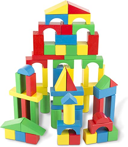 not painted 20 lots Classic wooden building blocks one lot is 80 each blocks
